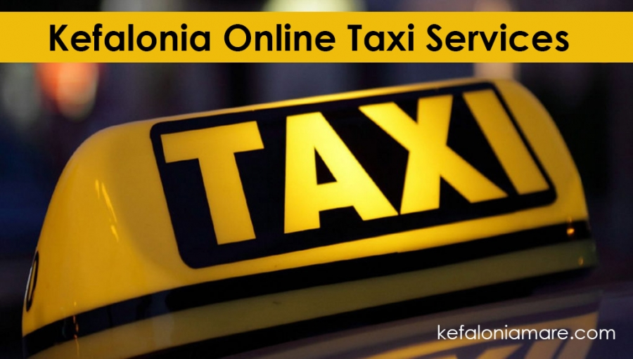 Kefalonia Online Taxi Services